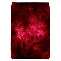 Artsy Red Trees Flap Covers (l)  by allthingseveryone