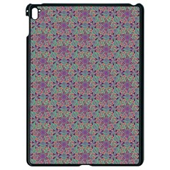 Flower Kaleidoscope Hand Drawing 2 Apple Ipad Pro 9 7   Black Seamless Case by Cveti