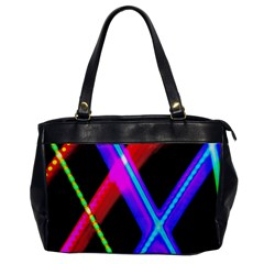 Xmas Light Paintings Office Handbags