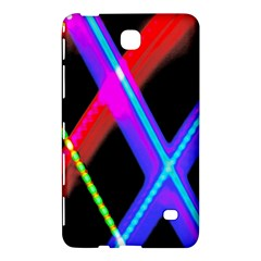 Xmas Light Paintings Samsung Galaxy Tab 4 (8 ) Hardshell Case  by Celenk