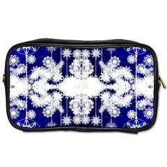 The Effect Of Light  Very Vivid Colours  Fragment Frame Pattern Toiletries Bags by Celenk