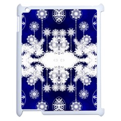 The Effect Of Light  Very Vivid Colours  Fragment Frame Pattern Apple Ipad 2 Case (white) by Celenk
