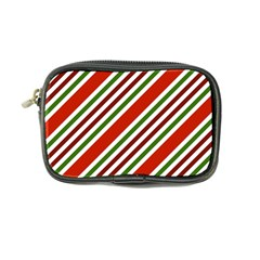 Christmas Color Stripes Coin Purse by Celenk