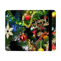 Decoration Christmas Celebration Gold Samsung Galaxy Tab Pro 8 4  Flip Case by Celenk