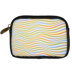 Art Abstract Colorful Colors Digital Camera Cases