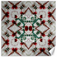 Christmas Paper Canvas 20  X 20   by Celenk