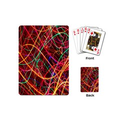 Wave Behaviors Playing Cards (mini)  by Celenk