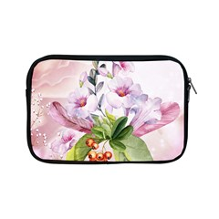 Wonderful Flowers, Soft Colors, Watercolor Apple Ipad Mini Zipper Cases by FantasyWorld7