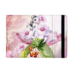 Wonderful Flowers, Soft Colors, Watercolor Ipad Mini 2 Flip Cases by FantasyWorld7
