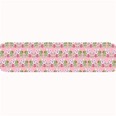 Floral Pattern Large Bar Mats by SuperPatterns