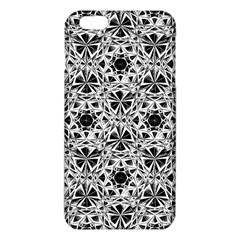 Star Crystal Black White 1 And 2 Iphone 6 Plus/6s Plus Tpu Case by Cveti