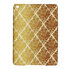 Vintage,gold,damask,floral,pattern,elegant,chic,beautiful,victorian,modern,trendy Ipad Air 2 Hardshell Cases by 8fugoso