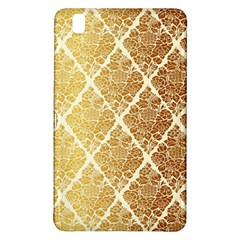 Vintage,gold,damask,floral,pattern,elegant,chic,beautiful,victorian,modern,trendy Samsung Galaxy Tab Pro 8 4 Hardshell Case by 8fugoso