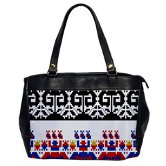 Bulgarian Folk Art Folk Art Office Handbags