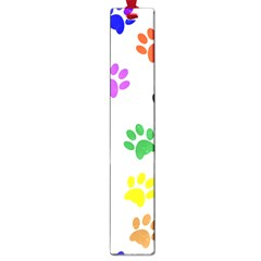 Pawprints Paw Prints Paw Animal Large Book Marks by Celenk