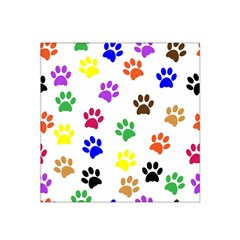 Pawprints Paw Prints Paw Animal Satin Bandana Scarf by Celenk