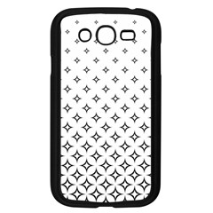 Star Pattern Decoration Geometric Samsung Galaxy Grand Duos I9082 Case (black) by Celenk
