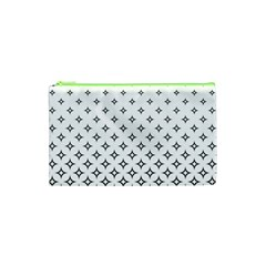 Star Pattern Decoration Geometric Cosmetic Bag (xs) by Celenk
