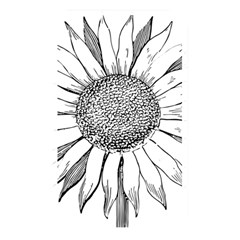Sunflower Flower Line Art Summer Memory Card Reader by Celenk