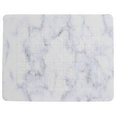 Marble Texture White Pattern Jigsaw Puzzle Photo Stand (rectangular)