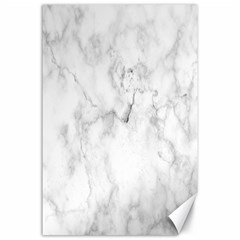 White Background Pattern Tile Canvas 24  X 36  by Celenk