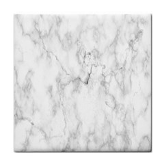 White Background Pattern Tile Face Towel by Celenk
