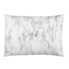 White Background Pattern Tile Pillow Case (two Sides)