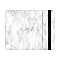White Background Pattern Tile Samsung Galaxy Tab Pro 8 4  Flip Case by Celenk