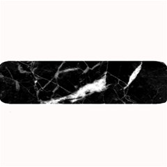 Black Texture Background Stone Large Bar Mats