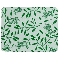 Leaves Foliage Green Wallpaper Jigsaw Puzzle Photo Stand (rectangular) by Celenk