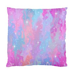 Space Psychedelic Colorful Color Standard Cushion Case (one Side) by Celenk