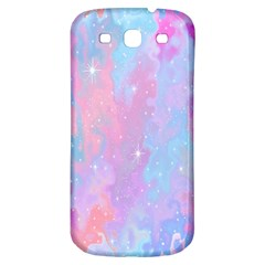 Space Psychedelic Colorful Color Samsung Galaxy S3 S Iii Classic Hardshell Back Case by Celenk