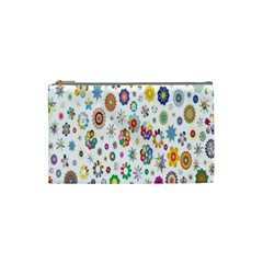 Design Aspect Ratio Abstract Cosmetic Bag (small)