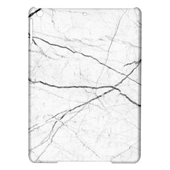 White Background Pattern Tile Ipad Air Hardshell Cases by Celenk