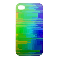 Colors Rainbow Chakras Style Apple Iphone 4/4s Hardshell Case by Celenk
