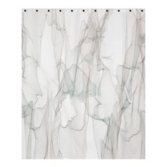 Background Modern Smoke Design Shower Curtain 60  X 72  (medium)  by Celenk
