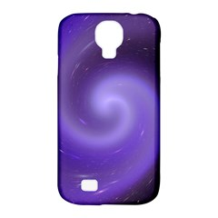 Spiral Lighting Color Nuances Samsung Galaxy S4 Classic Hardshell Case (pc+silicone) by Celenk
