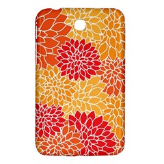 Abstract Art Background Colorful Samsung Galaxy Tab 3 (7 ) P3200 Hardshell Case  by Celenk