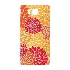 Abstract Art Background Colorful Samsung Galaxy Alpha Hardshell Back Case