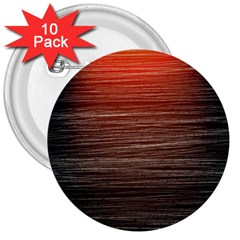 Background Red Orange Modern 3  Buttons (10 Pack)