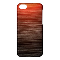 Background Red Orange Modern Apple Iphone 5c Hardshell Case by Celenk