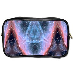 Sacred Geometry Mandelbrot Fractal Toiletries Bags by Celenk