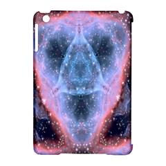 Sacred Geometry Mandelbrot Fractal Apple Ipad Mini Hardshell Case (compatible With Smart Cover) by Celenk