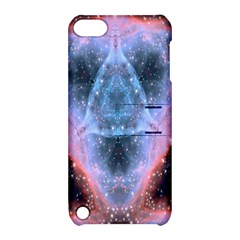Sacred Geometry Mandelbrot Fractal Apple Ipod Touch 5 Hardshell Case With Stand by Celenk