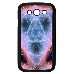 Sacred Geometry Mandelbrot Fractal Samsung Galaxy Grand Duos I9082 Case (black) by Celenk