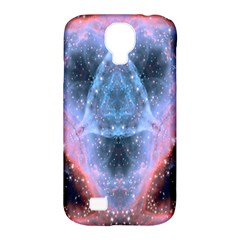 Sacred Geometry Mandelbrot Fractal Samsung Galaxy S4 Classic Hardshell Case (pc+silicone) by Celenk