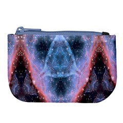Sacred Geometry Mandelbrot Fractal Large Coin Purse