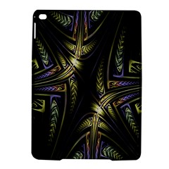 Fractal Braids Texture Pattern Ipad Air 2 Hardshell Cases by Celenk