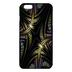 Fractal Braids Texture Pattern Iphone 6 Plus/6s Plus Tpu Case by Celenk