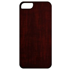 Grunge Brown Abstract Texture Apple Iphone 5 Classic Hardshell Case